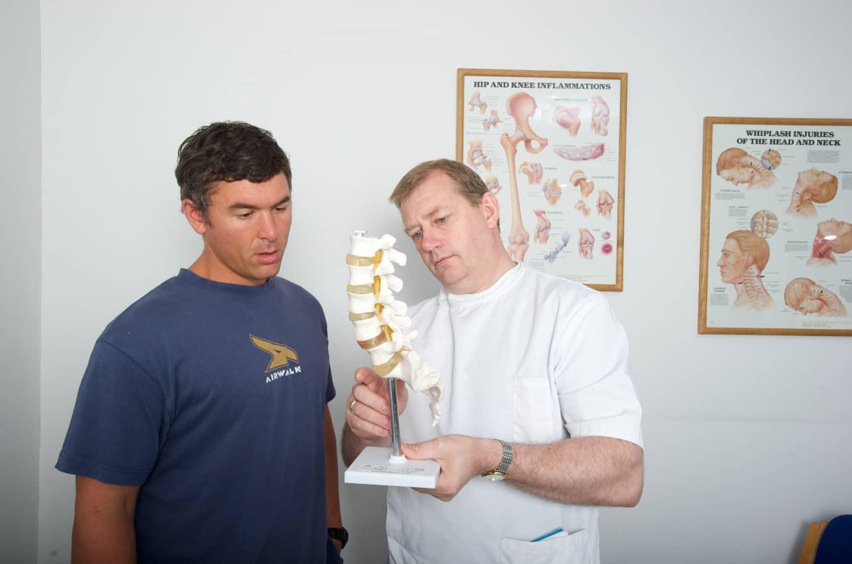 Kennington osteopathice practice, Oxford